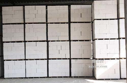 陕西西安优质加气块厂B05 B06厂家直发产品图